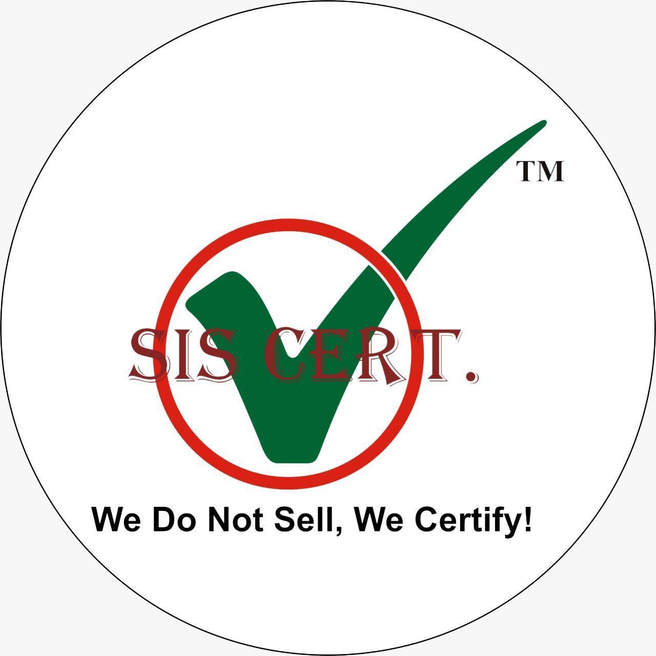 Sis Certifications